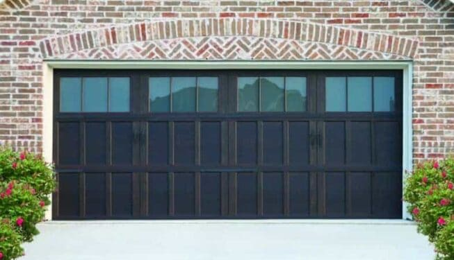 Residential Steel Garage Door - Carriage House Collection