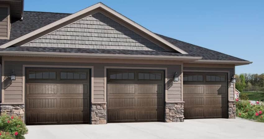 Residential Steel Garage Door Thermacore Line