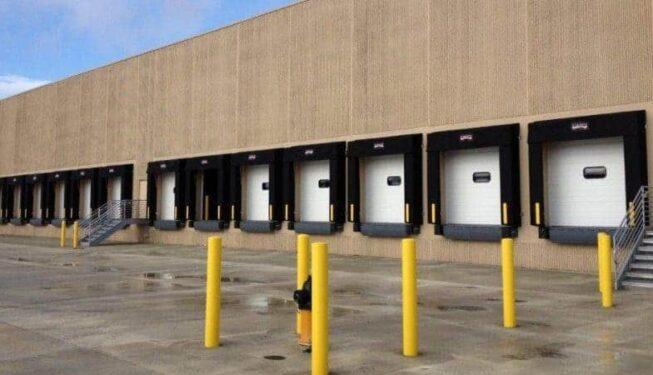 Sectional Steel Garage Doors