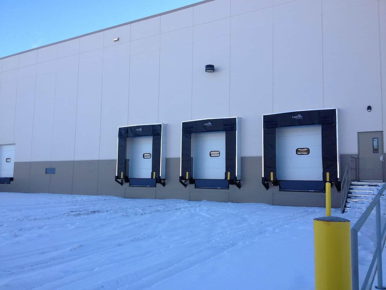 Sectional Steel Overhead Door Company