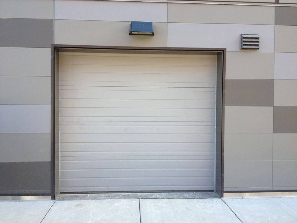 Sectional Steel Overhead Door Company