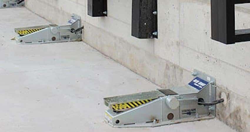 1 Restraints Top Overhead Door Company