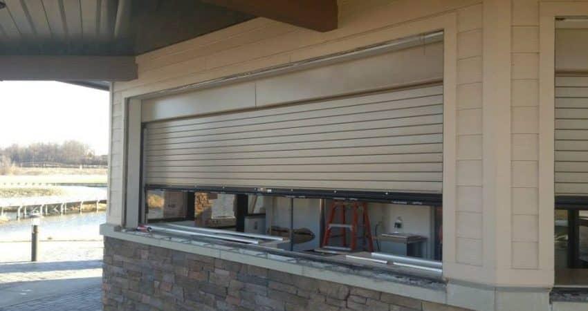 rolling counter door & Rolling Counter Doors | Overhead Door Company of the Northland