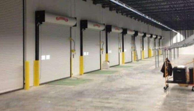 625 Series Rolling Steel Doors