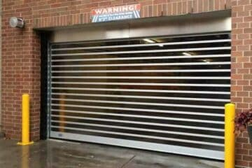 High Performance/High Speed Doors