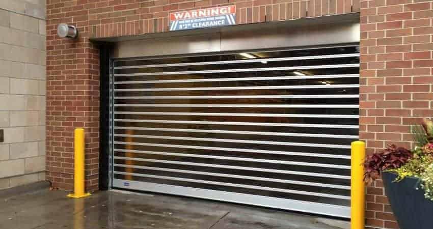 High performance garage doors overhead door company for Highest r value garage door