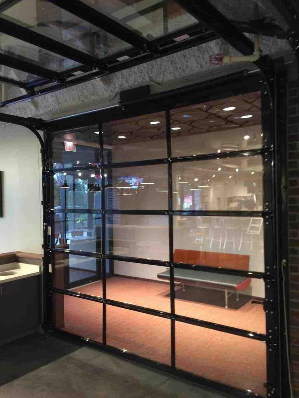 Sectional Aluminum Installations Overhead Door Company
