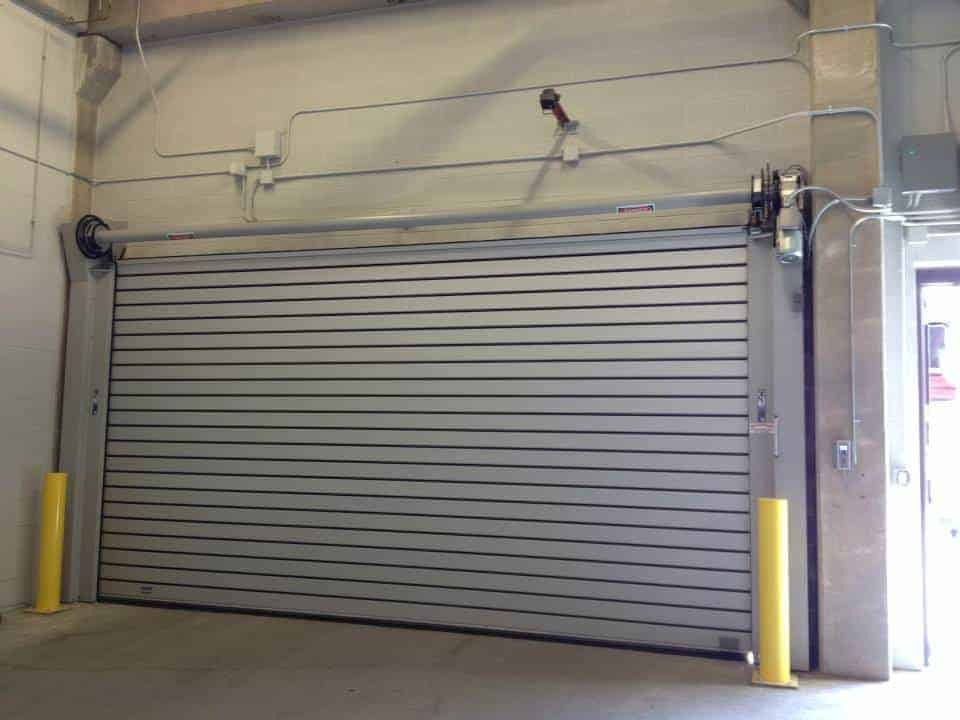 High Speed Coiling Doors Overhead Door Company