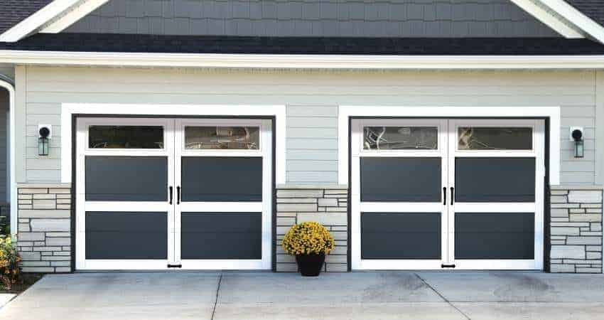 Painted Flat Panel doors