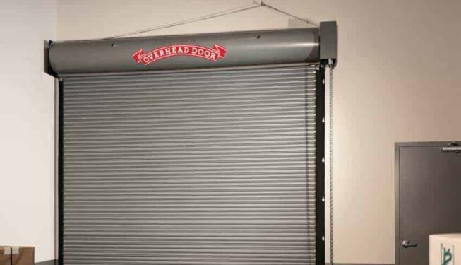 fire rated garage door