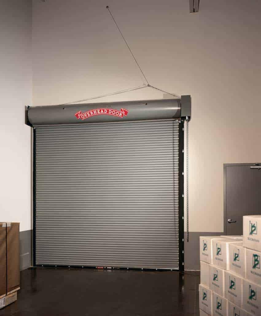 Fire Rated Garage Door