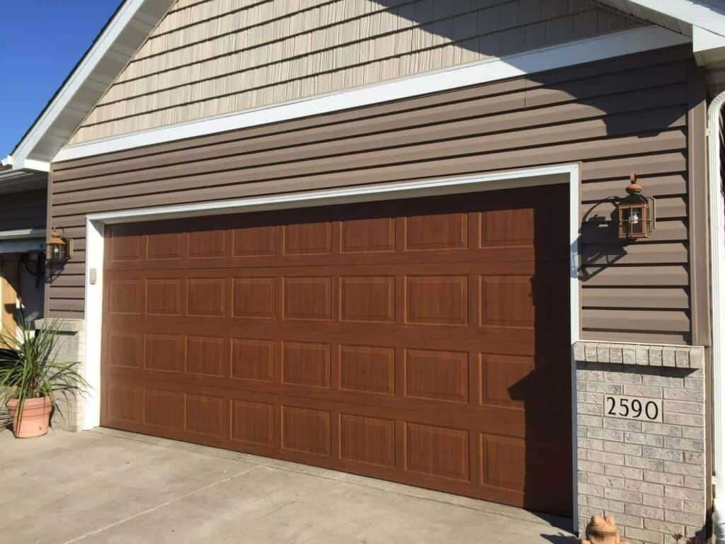 Thermacore 194 Series Steel Garage Door Hastings Mn