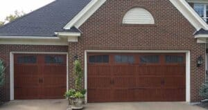 Residential garage doors - the new 983 Impressions Collection Woodbury