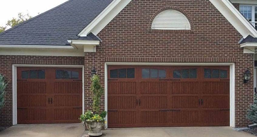New Impression Steel Collection: Versatile and Reliable Residential Garage Doors