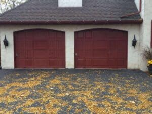 Residential Garage Doors Before
